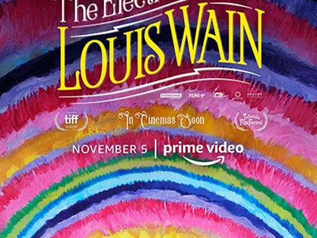 The Electrical Life of Louis Wain (A PopEntertainment.com Movie Review)