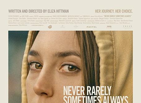 Never Rarely Sometimes Always (A PopEntertainment.com Movie Review)