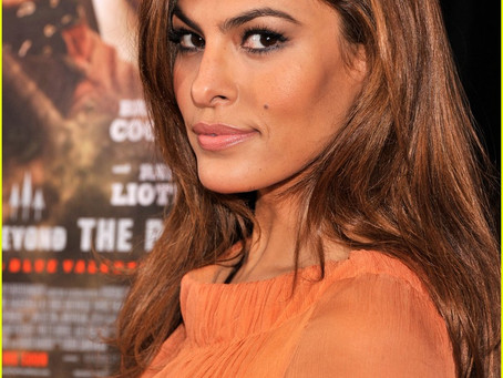 Eva Mendes-Finding Herself in The Place Beyond the Pines