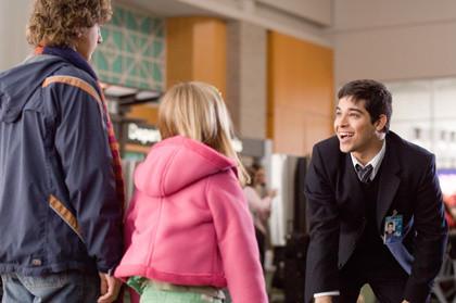 """Wilmer Valderrama stars in """"Unaccompanied Minors."""""""