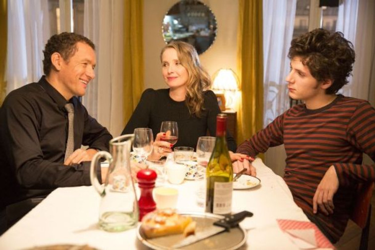 """Dany Boon, Julie Delpy  and Vincent Lacoste star in """"Lolo."""""""