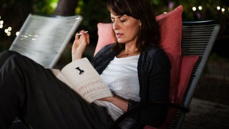 "Rosemarie DeWitt stars in ""Digging for Fire."""