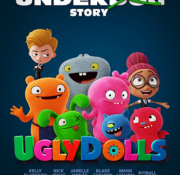 UglyDolls (A PopEntertainment.com Movie Review)