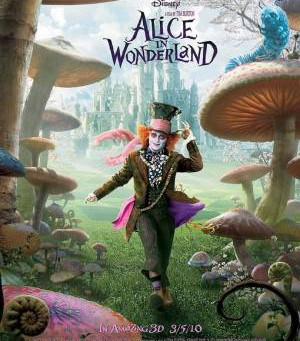 Alice in Wonderland (A PopEntertainment.com Movie Review)