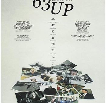 63 Up (A PopEntertainment.com Movie Review)