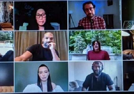 The Walking Dead SDCC Comic-Con @ Home Panel Discusses The 24 Episode Finale