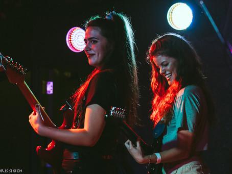 Hinds & Goodbye Honolulu – U Street Music Hall – Washington, DC – March 10, 20