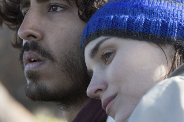 "Dev Patel and Rooney Mara in ""Lion."""