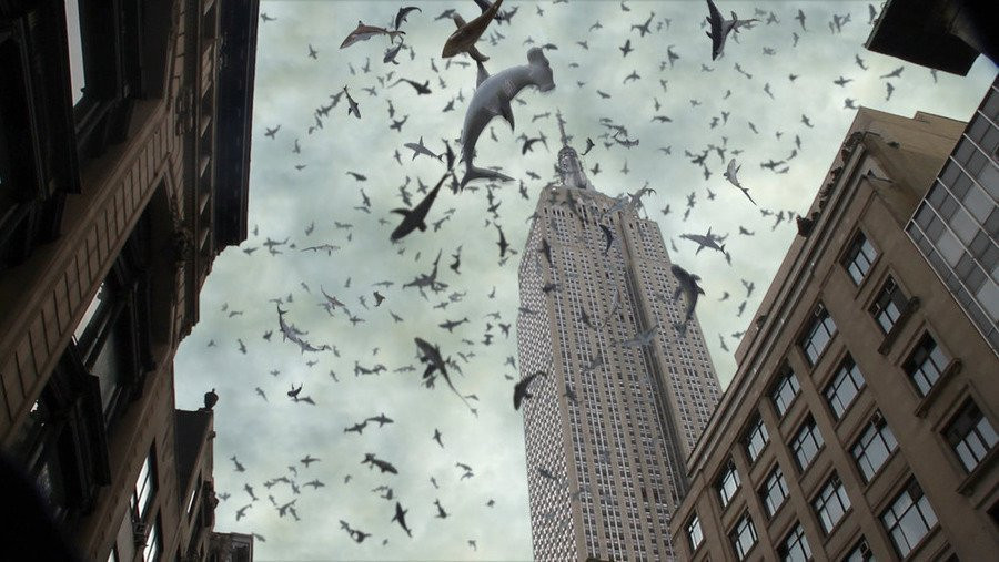 Sharknado 2: The Second One.