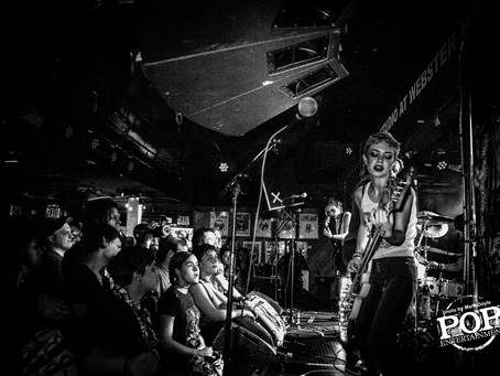 Doll Skin & September Mourning – Webster Hall – New York, NY – May 9, 2016 (A