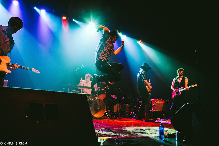 Muuy Biien – Athfest – Georgia Theater Main Stage – Athens, GA – June 24, 2016 – Photo by Chris Sikich © 2016