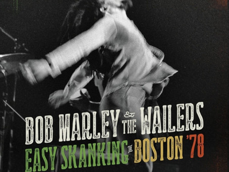 Bob Marley and the Wailers – Easy Skanking in Boston '78 (A PopEntertainment.com Music R