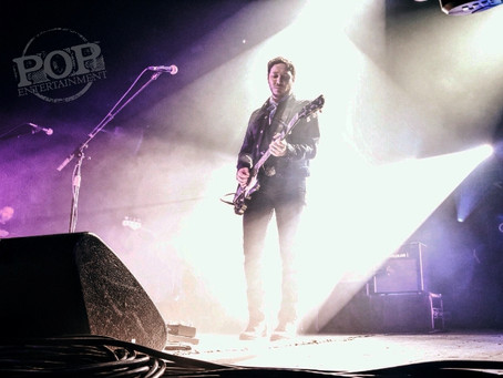 City and Colour – Tower Theater – Upper  Darby, PA – December 8, 2015 (A PopEntertainment.com Concer