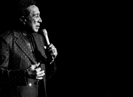 Smokey Robinson – Mann Center for the Performing Arts – Philadelphia, PA – August 25, 2018 (A PopEnt