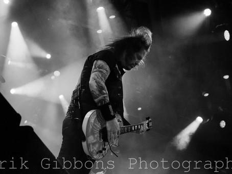Slayer, Testament & Carcass – The Fillmore – Philadelphia, PA – March 3, 2016