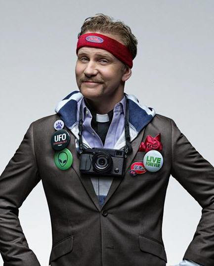 "Filmmaker Morgan Spurlock presents the second season of his CNN series ""Inside Man."""