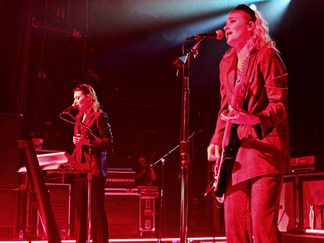 Aly & AJ – TLA – Philadelphia, PA – May 21, 2019 (A PopEntertainment.com Concert Photo Album)