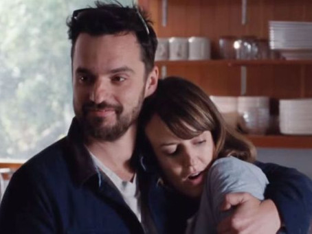 Jake Johnson and Rosemarie DeWitt – Are Digging on Digging for Fire