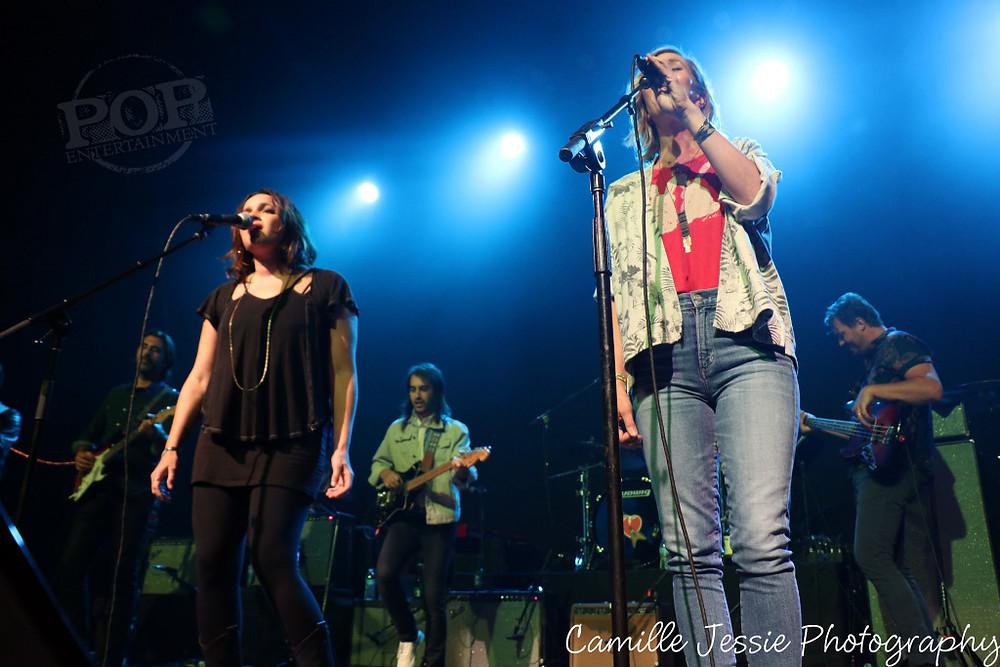 Norah Jones and Kristen Wiig at Petty Fest 2016