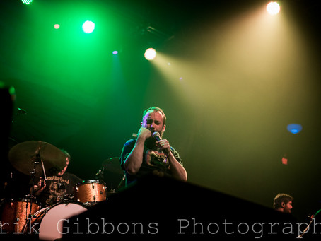 Clutch, Crobot, Valkyrie & Kingsnake – Electric Factory – Philadelphia, PA –12/28/2015 (A PopEnt