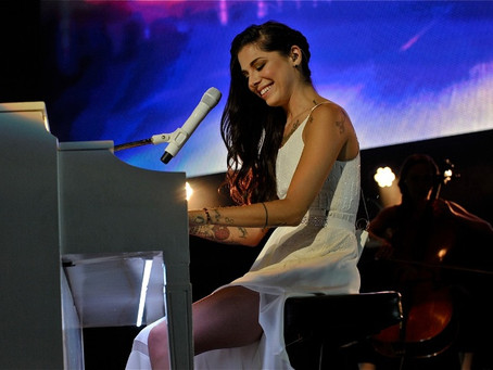 Christina Perri & Colbie Caillat – The Mann Center for the Performing Arts – Philade