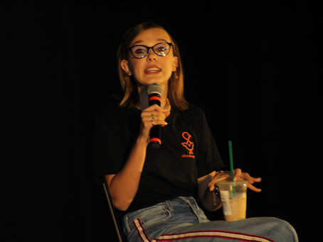 Millie Bobby Brown, Noah Schnapp and Chester Rushing Meet Their Fans at Stranger Con