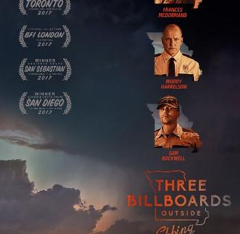 Three Billboards Outside Ebbing, Missouri (A PopEntertainment.com Movie Review)