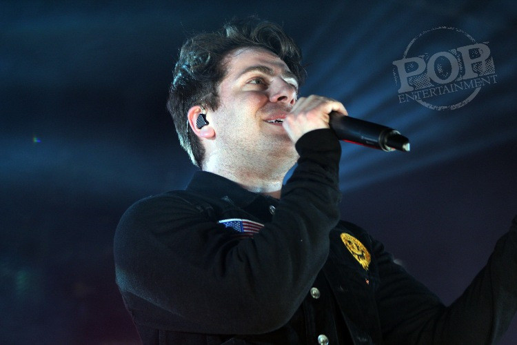 Hoodie Allen - Electric Factory – Philadelphia, PA – March 19, 2016 - Photo by Rachel Disipio © 2016