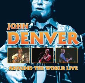 John Denver – Around the World Live (A PopEntertainment.com Music Video Review)