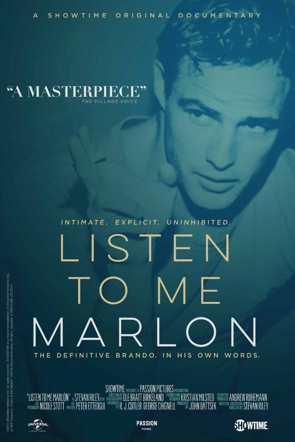 Listen to Me, Marlon