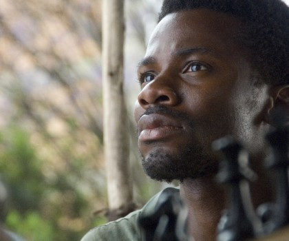 "Derek Luke stars in ""Catch a Fire."""