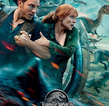 Jurassic World: Fallen Kingdom (A PopEntertainment.com Movie Review)