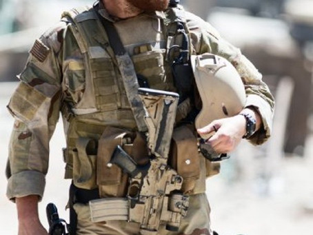 Bradley Cooper Transforms Himself into an American Sniper