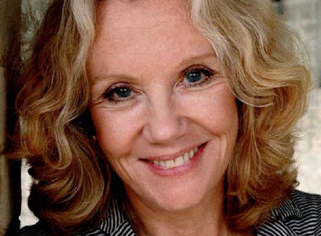 """Hayley Mills Is Still A """"Party Face"""" At New York's City Center"""