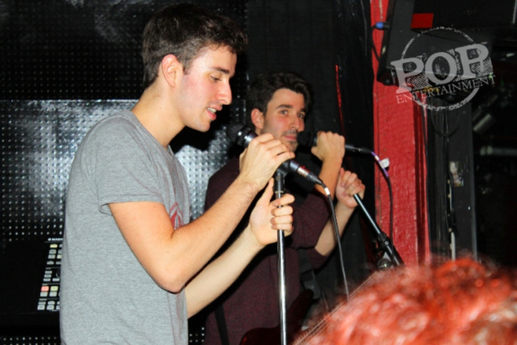 AJR in concert at The Barbary, Philadelphia Pa.  Photo copyright 2014 Maggie Mitchell.