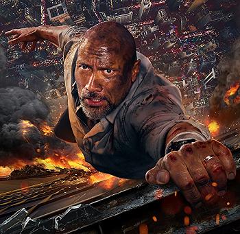 Skyscraper (A PopEntertainment.com Movie Review)
