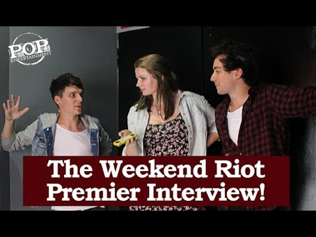 Exclusive Weekend Riot First Interview