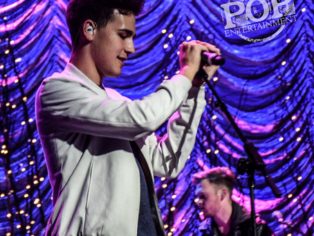 Jacob Whitesides, Jake Miller, Becky G and more in Rock The Red Kettle Interviews!