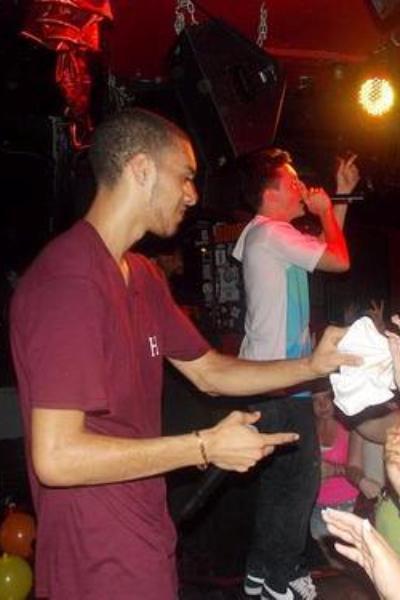 Kalin & Myles performing at The Barbary, Philadelphia, PA.  June 4, 2014.  Photos copyright 2014 Maggie Mitchell and Rachel Disipio.