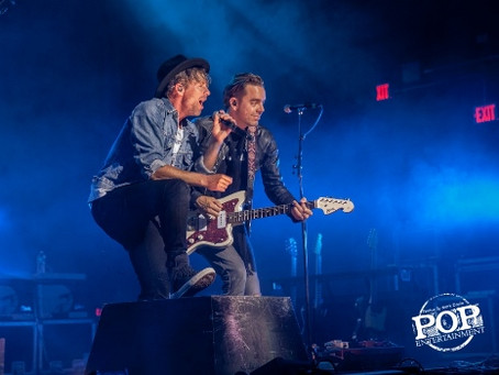 Switchfoot – Ford Amphitheater at Coney Island Boardwalk – Brooklyn, NY – August 12, 2017 (A PopEnte