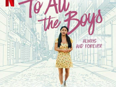 To All the Boys: Always & Forever-Music from the Netflix Film (A PopEntertainment.com Music Review]