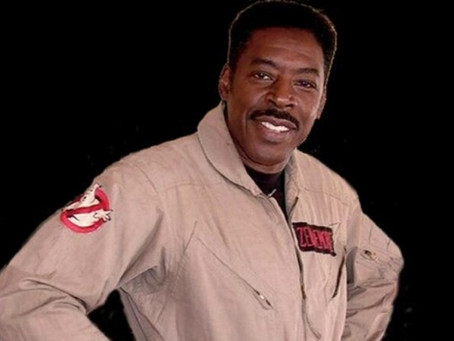 Ernie Hudson Celebrates the 30th Anniversary Of Ghostbusters!