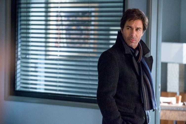"Eric McCormack stars in ""Perception."""