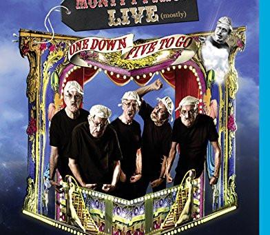 Monty Python Live (Mostly)  (A PopEntertainment.com Video Review)