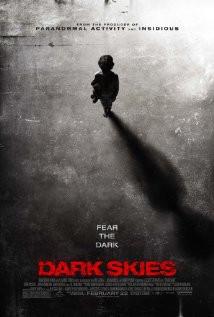 Dark Skies (A PopEntertainment.com Movie Review)