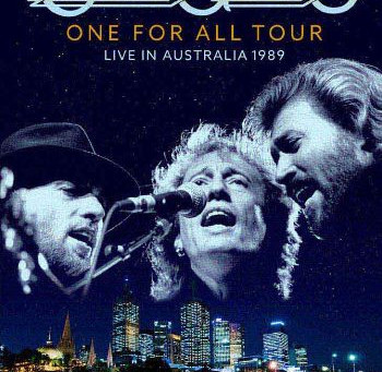 The Bee Gees – One for All Tour: Live in Australia 1989 (A PopEntertainment.com Music Video Re