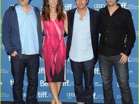 Sandra Bullock, Alfonso Cuarón, David Heyman & Jonás Cuarón – Defying and Defining Gravity