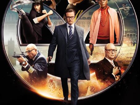 Kingsman: The Secret Service (A PopEntertainment.com Movie Review)