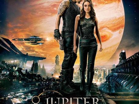 Jupiter Ascending (A PopEntertainment.com Movie Review)