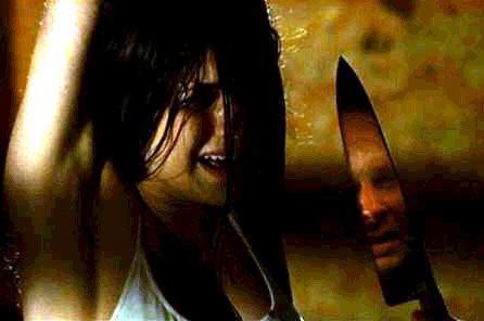 "Alexandra Daddario stars in ""Bereavement."""